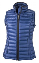 James & Nicholson | JN 1079 | Damen Daunen Bodywarmer