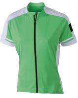 James & Nicholson | JN 453 | Damen Rad Shirt mit Zip
