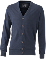 James & Nicholson | JN 668 | Herren Cardigan