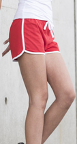 SF | SK069 | Women's retro shorts