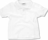 Switcher | 4514 Whale / Kinder Poloshirt / Gr. 8 / blanc / Ausverkauf