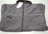 Wikland | 8610 | Softshell-Jacke / Gr. L / grau/schwarz / Ausverkauf