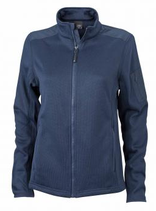 James & Nicholson | JN 590 | Damen Strick Fleece Jacke