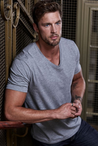 Tee Jays | 5004 | Herren Luxury V-Neck Tee
