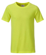 James & Nicholson | JN 8007G | Mädchen Bio T-Shirt