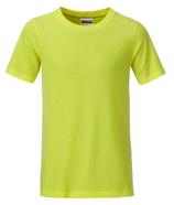 James & Nicholson | JN 8008B | Jungen Bio T-Shirt