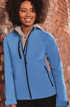 Russell | Damen 3-Lagen Softshell Jacke | 140F