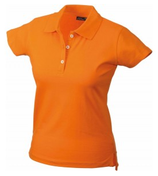 James & Nicholson | Damen Stretch Piqué Polo | JN 356