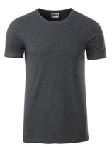 James & Nicholson | JN 8008 | Herren Bio T-Shirt
