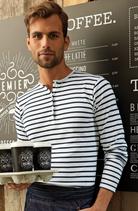 Premier | PR218 | Herren Rollärmel T-Shirt langarm
