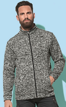 Stedman | 05.5850 | A. Knit Fleece Jacket