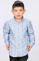 efbe | 177 | Kinder Edelweiss-Hemd, langarm