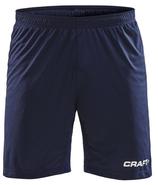 Craft Teamwear   1906709   Kinder Progress Longer Shorts Contrast