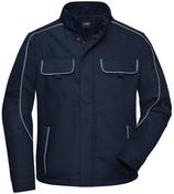 James & Nicholson   JN 884   Unisex Workwear Softshell Jacke -Solid-
