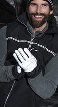 Clique | 024165 | REFLECTIVE GLOVES   Unisex Handschuhe
