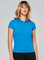PROACT. | PA481 | Damen Interlock Golf Polo