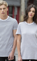 SF | SF202 | Unisex striped T