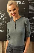 Premier | PR318 | Damen Rollärmel T-Shirt langarm
