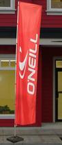 Flaggen | BatFan T Mittel | Grösse: 70x250cm