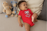 Babywelt | Babybugz | 71.0010 |  BZ10 Baby Body  | Druck Wappen Nidwalden