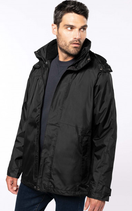 Kariban | K657 | 3-in-1 Parka