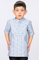 efbe | 177SB | Kinder Edelweiss-Hemd, kurzarm