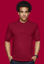 Hakro | № 802 Pocket-Poloshirt Top