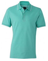 James & Nicholson | Herren Piqué Polo bicolor | JN 704
