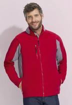 Sol's | 25.5550 | Nordic | Kontrast Fleece Jacke