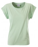 James & Nicholson | Damen Bio T-Shirt | JN 8005