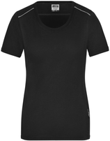 James & Nicholson   JN 889   Damen Workwear T-Shirt -Solid-