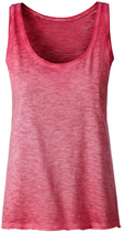 James & Nicholson | Damen Vintage Tank Top | JN 8017