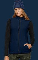 Hakro | № 241 Women-Fleece-Weste Ottawa