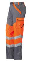Wikland | W1234 | Hose / Gr. 52 / grau/orange / Ausverkauf