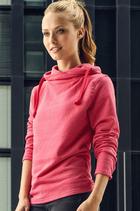 "Promodoro | 2112 | Damen Kapuzensweater ""Kasak"""
