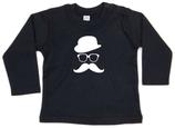 "Babywelt | Babybugz | 71.0011 |  BZ11 Baby T-Shirt langarm |  Druck ""Boy Icon"""