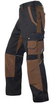 Wikland | Zweifarbige Arbeitshose mit Knietaschen / W1824