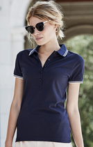 Tee Jays | 1408 | Damen Heavy Stretch Piqué Polo