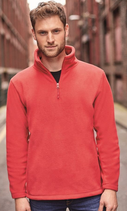 Russell | Fleece Pullover mit 1/4 Zip | 874M