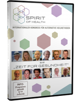 """Spirit of Health Kongress 2014 - 3 DVD"""