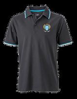 Polo mit gesticktem Wappen