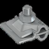 P111 270 Multi-Plus Anschlussklemme stahl/verzinkt  Ø 8-10 mmm
