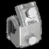 P111 673 Dachrinnenklemmen IDEAL, V2A rostfrei, Ø 6-8 mm