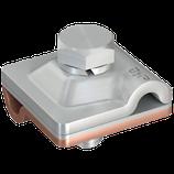 P1274 Zweimetall Multi-Klemme Alu/Cu, Ø 8mm