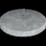 P103 118 Betonsockel 25 kg, Ø 420 mm mit Innengewinde M16