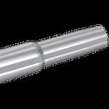 P110 018 Rohrerder V4A rostfrei, Ø 25mm, 1.500mm JP/Typ C
