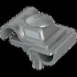 P111 430 S Multi-Max-Klemme stahl-verzinkt, Ø 16 mm/Ø 16mm