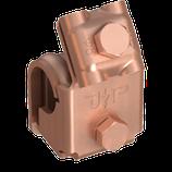 P111 672 Dachrinnenklemmen IDEAL, Cu, Ø 6-8 mm