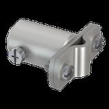 P490 581 S3 Befestigungsbuchse Alu für Ø 16mm GFK