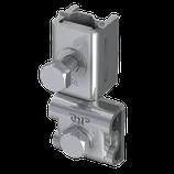 P111 392 Spannschloss V2A für Banderdungsschelle, Anschlussleiterquerschnitt 50 mm²